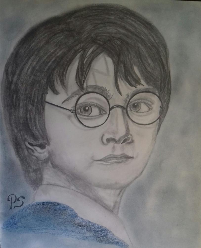 Daniel Radcliffe par PenStilos